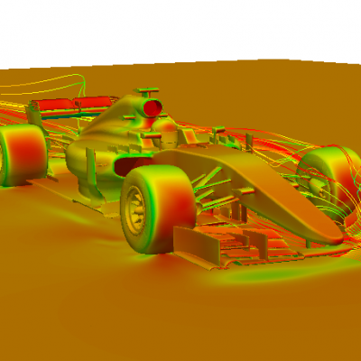 Practical CFD for Race Cars (and other external aerodynamics)